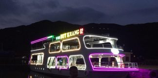 du thuyền Đà Nẵng