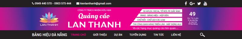 thiết kế gian hàng Đà Nẵng