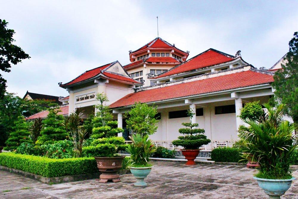 Bảo tàng tỉnh Đồng Tháp