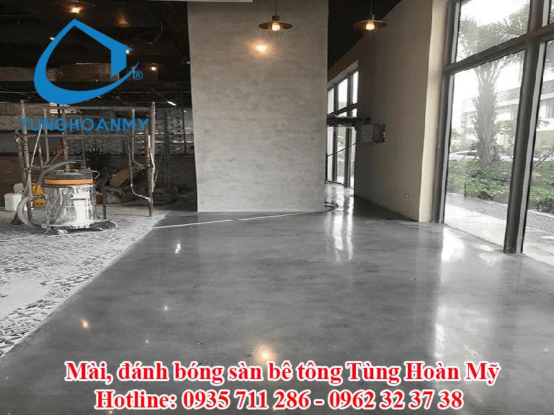 mài sàn bê tông Đà Nẵng
