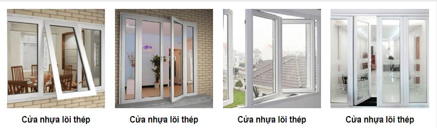 cửa nhựa lõi thép Đà Nẵng