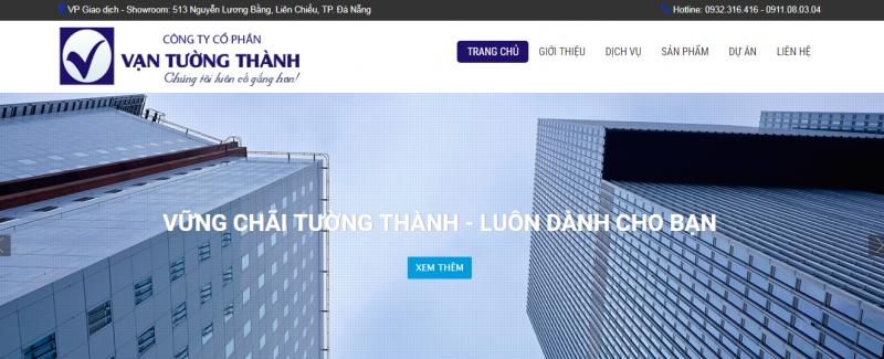 Công ty cổ phần Vạn Tường Thành