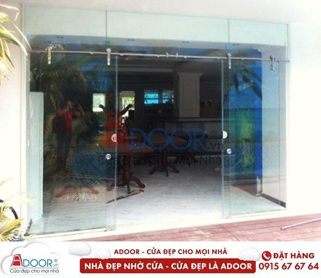 cửa kính cường lực Adoor