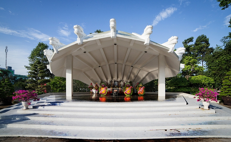 Lăng mộ cụ Phó bảng Nguyễn Sinh Sắc