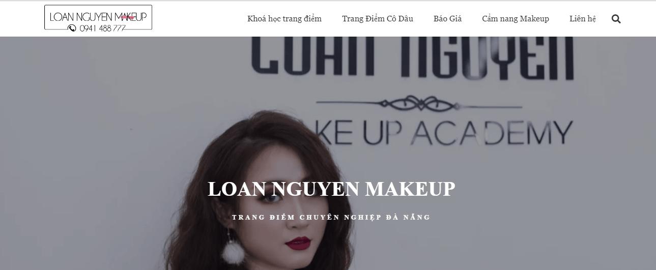 Loan Nguyen Makeup