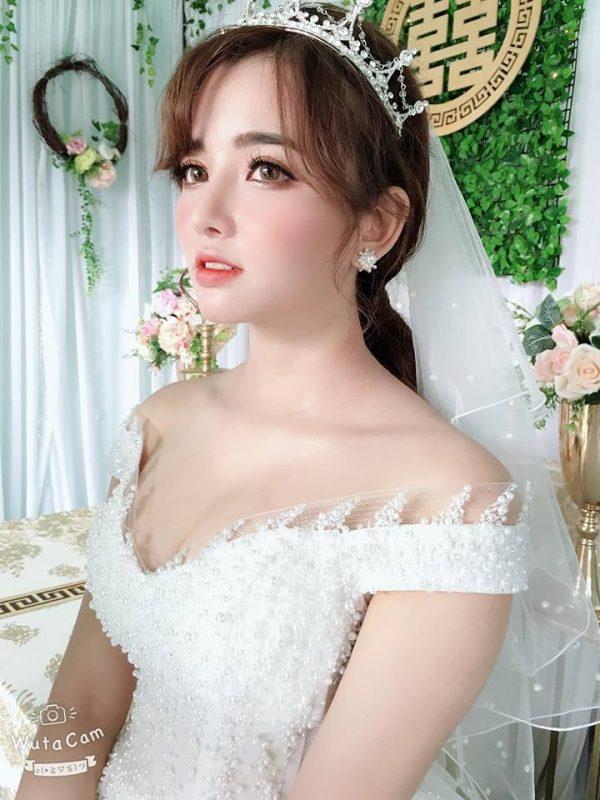 Cô dâu xinh tại Liên Đặng Makeup