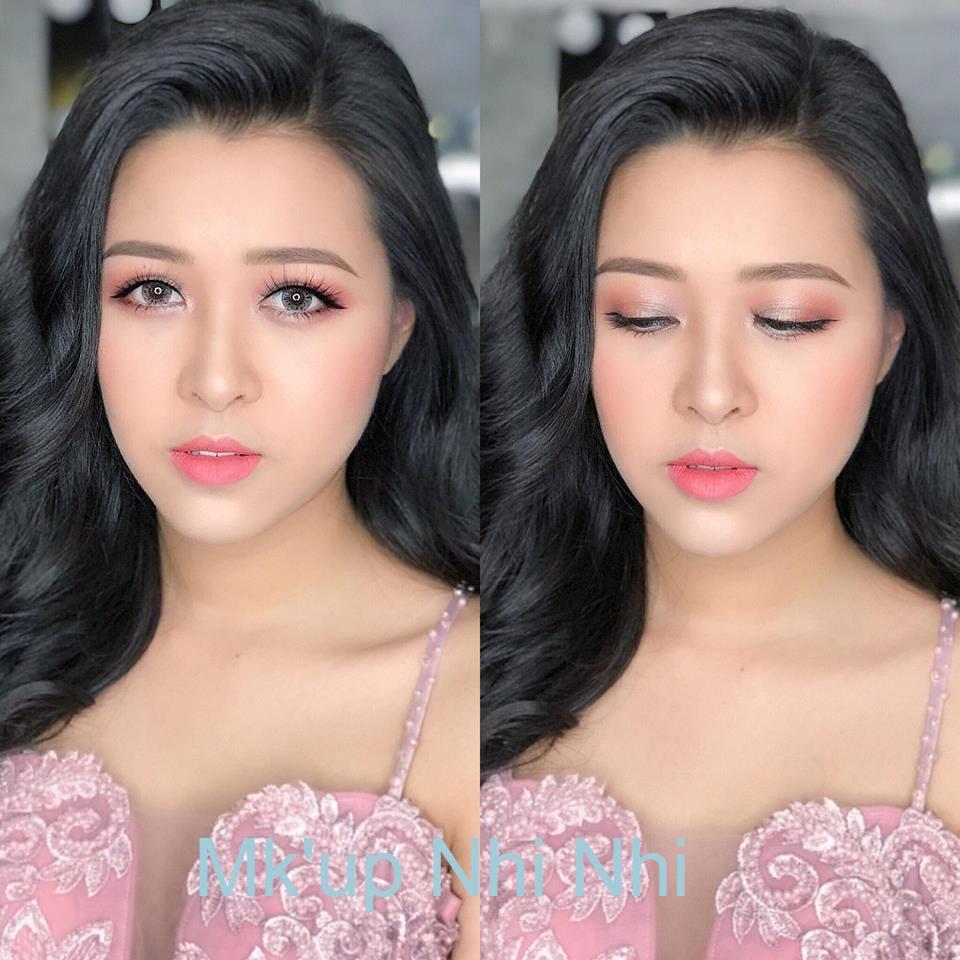 Trang điểm tại Nhi Nhi makeup