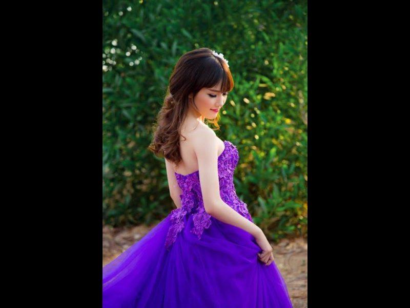 Trang điểm cô dâu Trình Trần