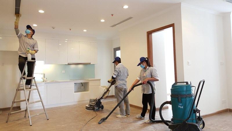 dịch vụ vệ sinh nhà cửa Đà Nẵng