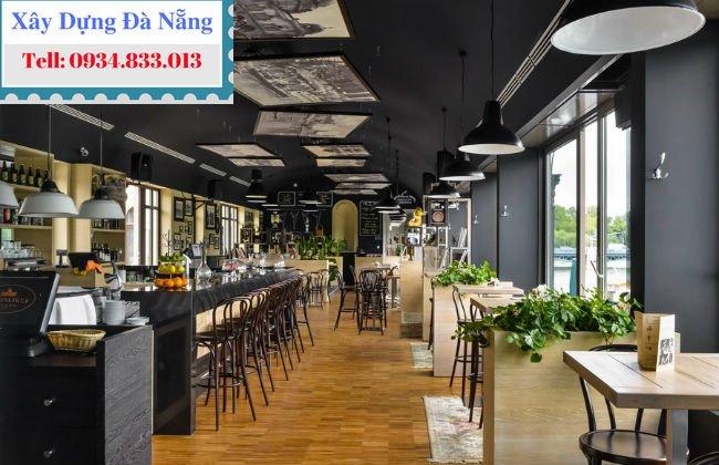 thiết kế quán cà phê Đà Nẵng