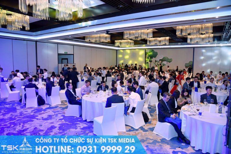 tổ chức gala dinner Đà Nẵng