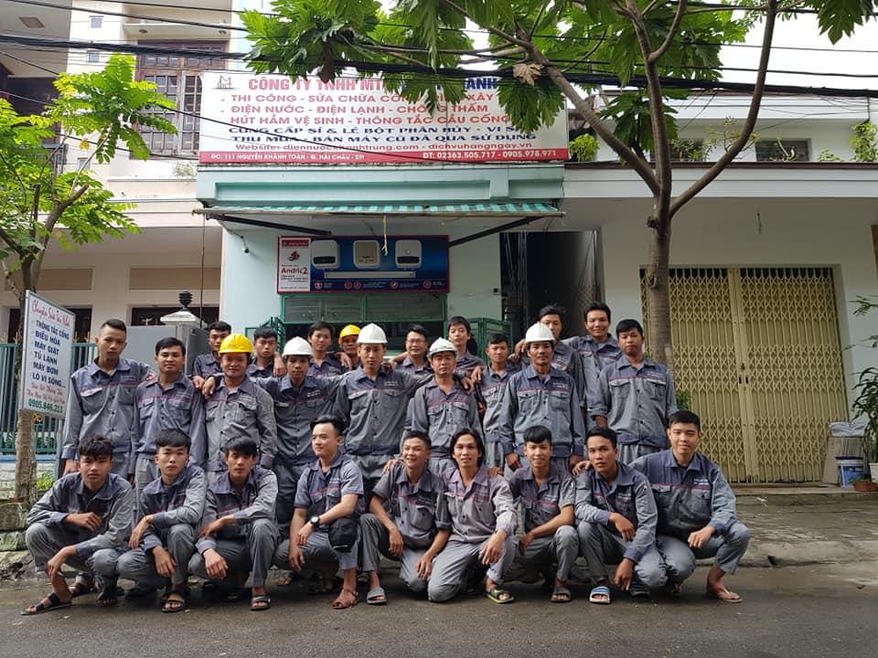 thông tắc cống Đà Nẵng