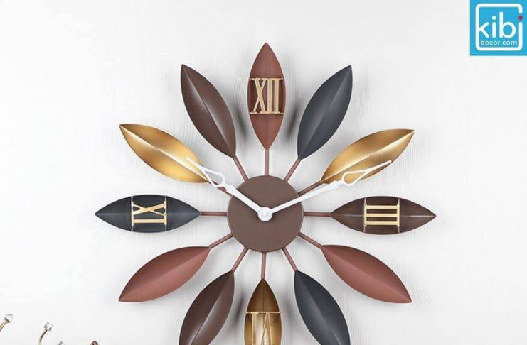 đồng hồ trang trí kibidecor