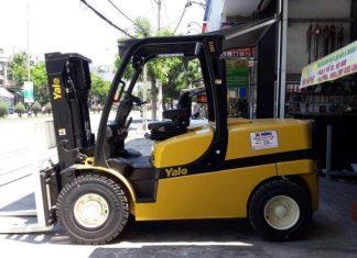 bán xe nâng Đà Nẵng