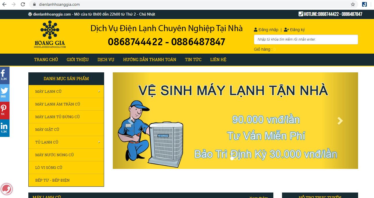 Lắp Đặt Điều Hòa Uy Tín Ở Sài Gòn