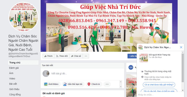 Dịch Vụ Chăm Sóc Người Cao Tuổi TP. Sài Gòn