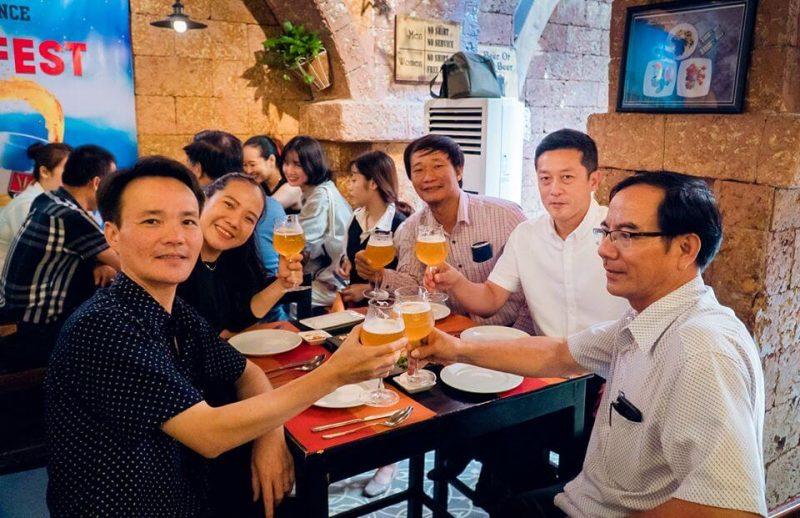 Họp báo lễ hội bia Đức Đà Nẵng