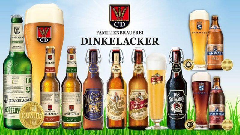 Thương hiệu bia thủ công Đức Dinkelacker