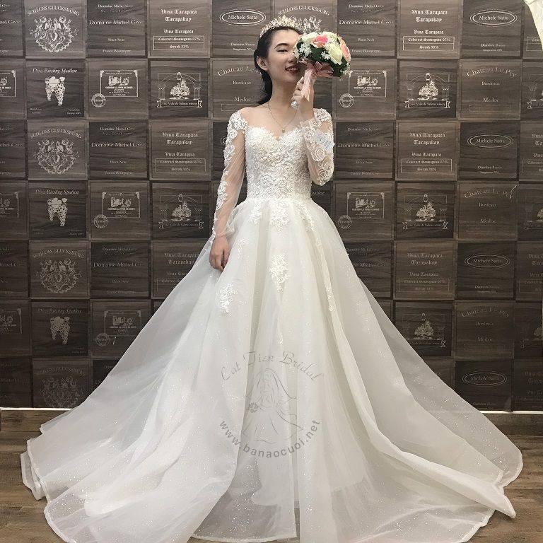 Cho Thuê Váy Cưới Ở Hồ Chí Minh