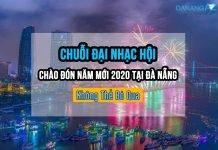 lịch trình đón năm mới 2020 tại Đà Nẵng