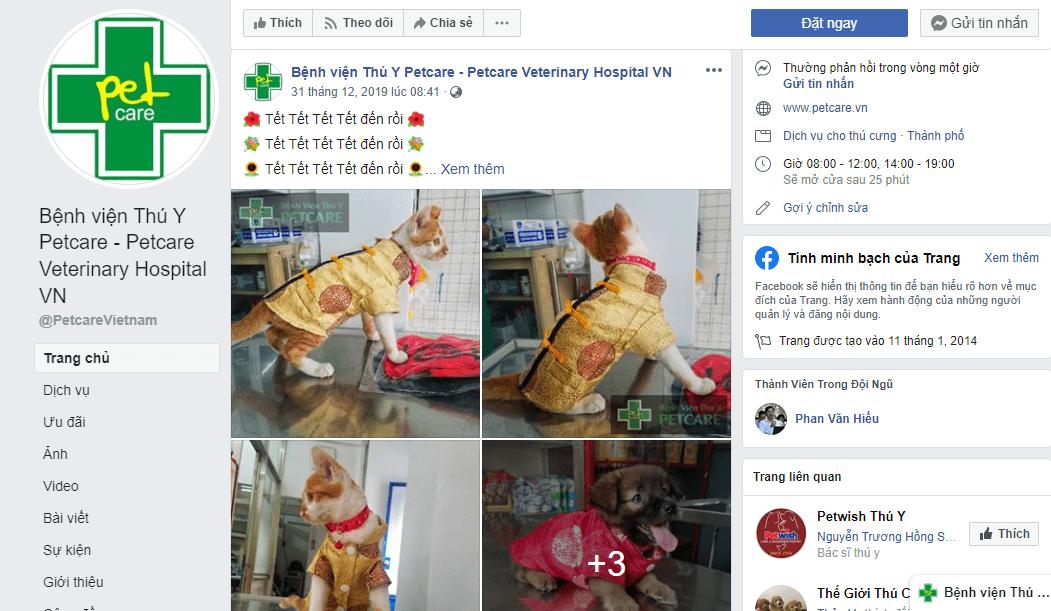 phòng khám thú y Sài Gòn
