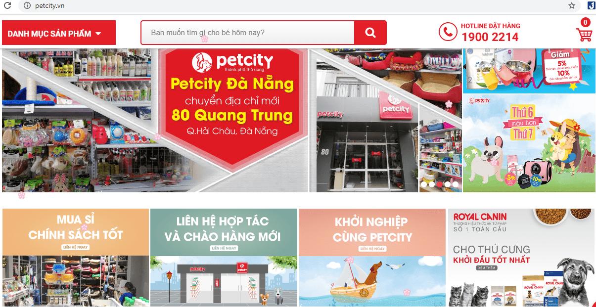 Dịch Vụ Chăm Sóc Thú Cưng Ở TP. Sài Gòn