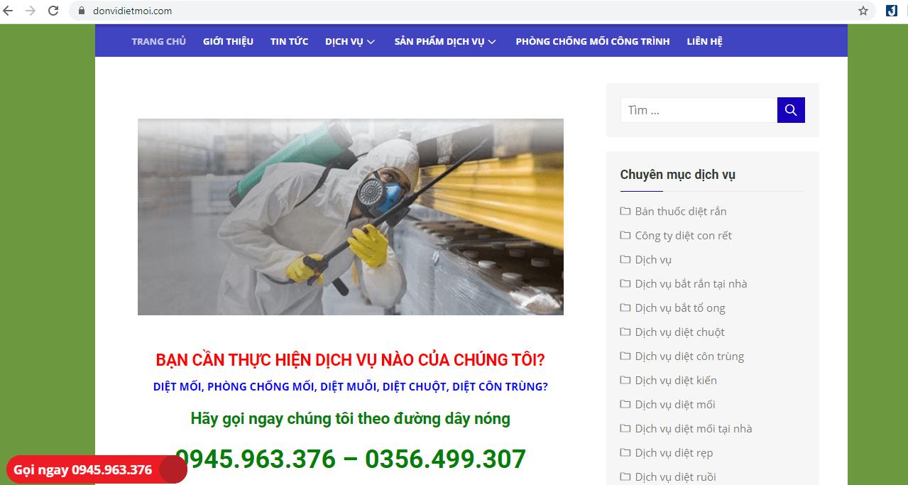Dịch Vụ Diệt Chuột Quận 7 Sài Gòn
