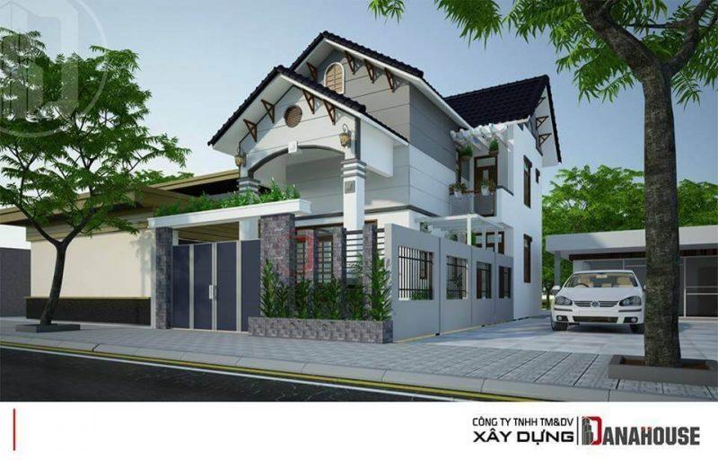 thiết kế thi công nhà Đà Nẵng