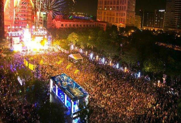 Đêm nhạc hội Tiger Remix Đà Nẵng