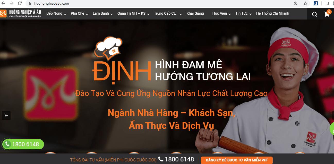 dạy nấu ăn Sài Gòn