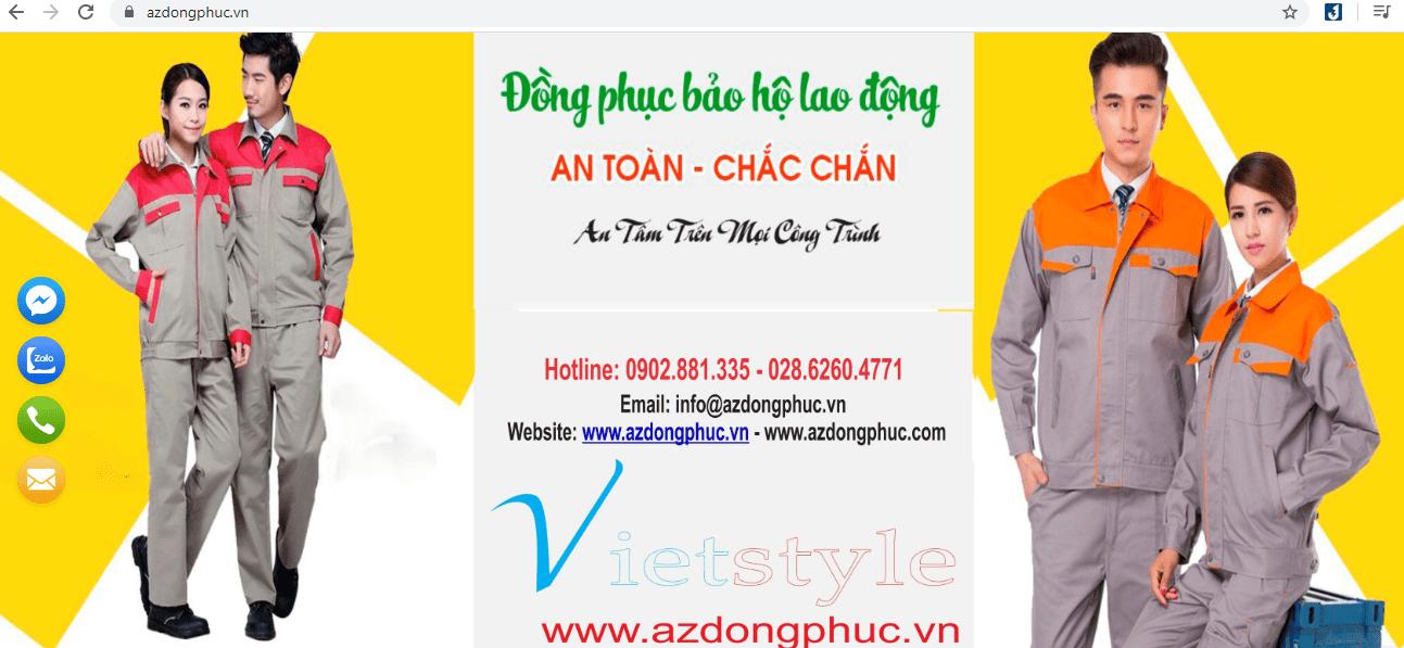 Thiết Kế Đồng Phục Chất Lượng Sài Gòn