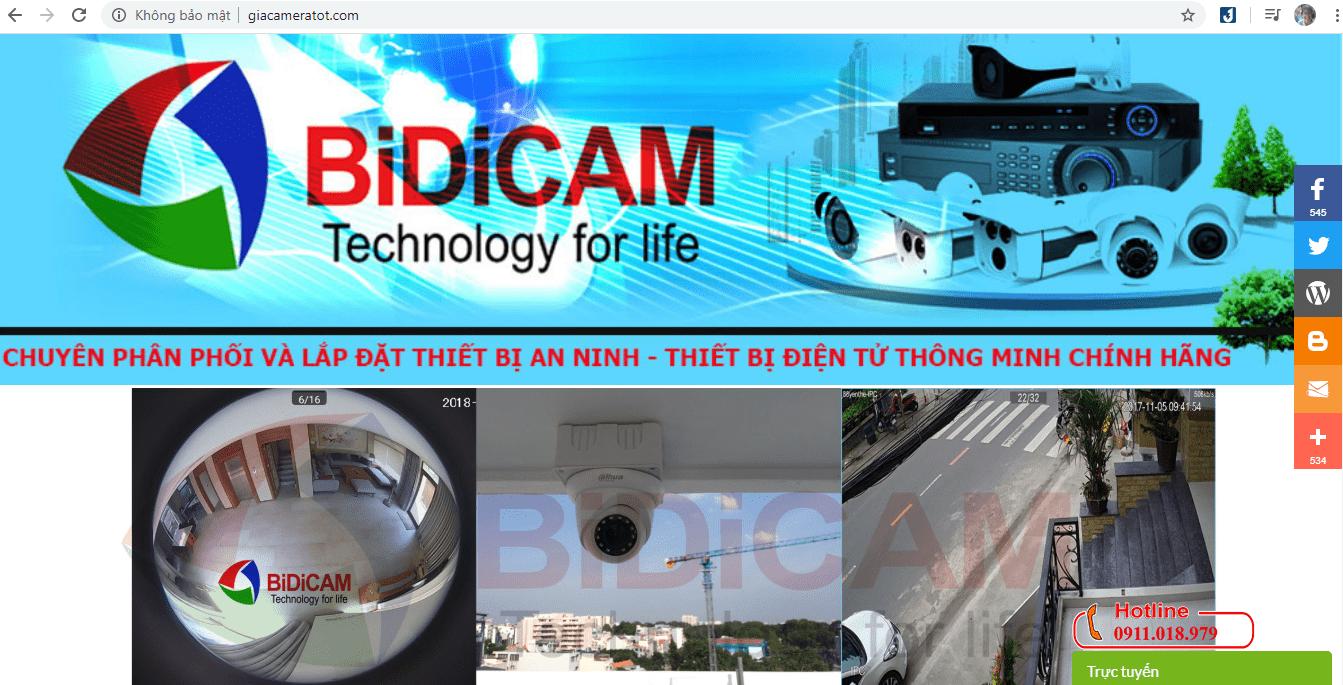 Dịch Vụ Lắp Đặt Camera An Toàn Sài Gòn