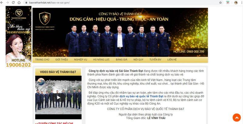 Dịch Vụ Bảo Vệ Nhà Máy HCM