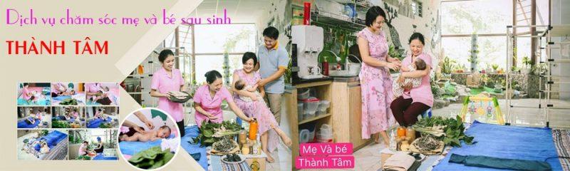 dịch vụ chăm sóc mẹ và bé Tp. Sài Gòn