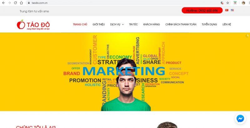 dịch vụ quảng cáo facebook Sài Gòn