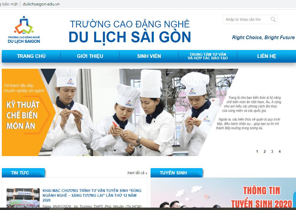 trường dạy nghề bếp ở HCM