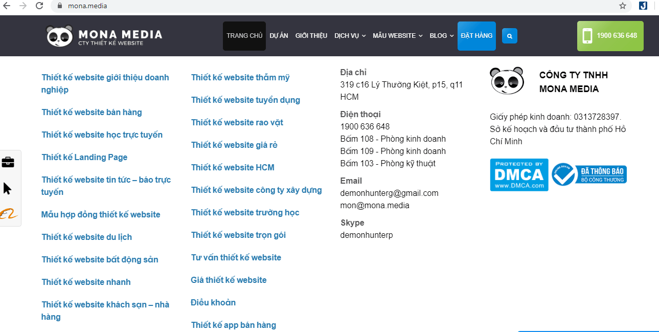 Thiết Kế Website Chuẩn Seo Sài Gòn