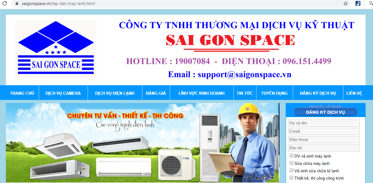 Địa Chỉ Dịch Vụ Sửa Điện Lạnh Ở Sài Gòn