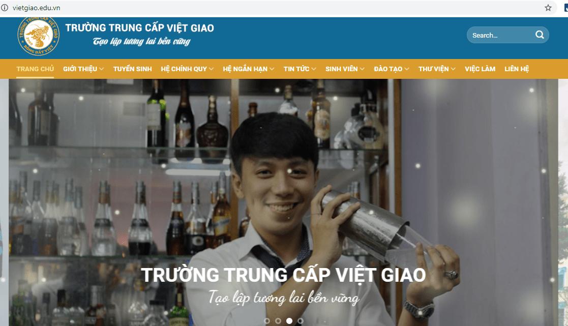 trường dạy nghề bếp Sài Gòn