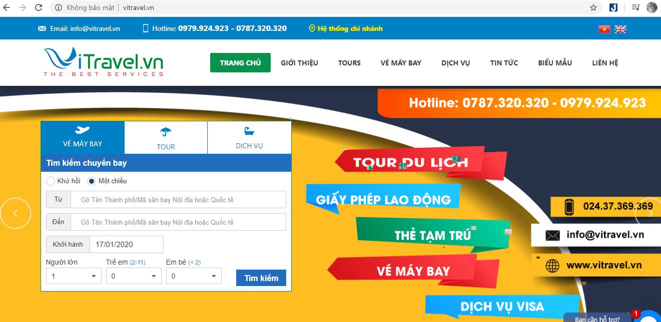 dịch vụ làm visa Sài Gòn