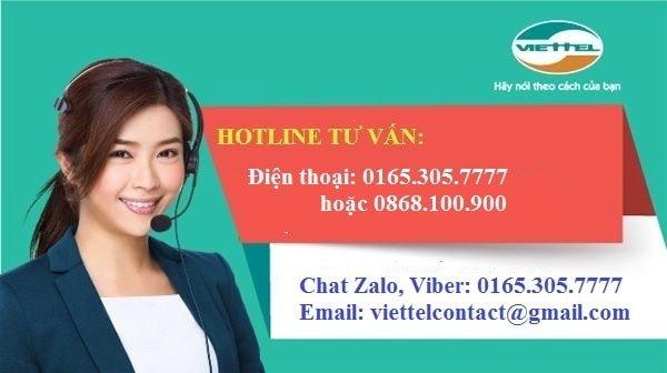 Dịch Vụ Lắp Mạng Viettel Ở TP. Sài Gòn