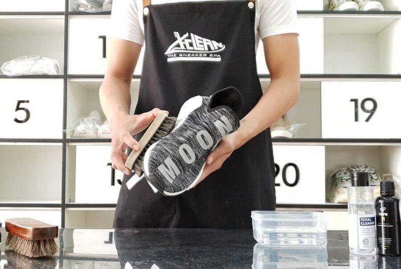 dịch vụ vệ sinh giày Sài Gòn