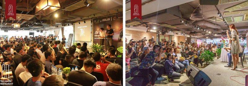 Các trung tâm tổ chức sự kiện Sài Gòn