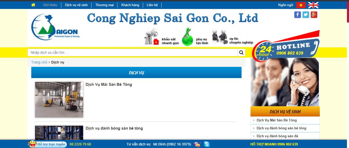 dịch vụ lau kính SG tốt nhất