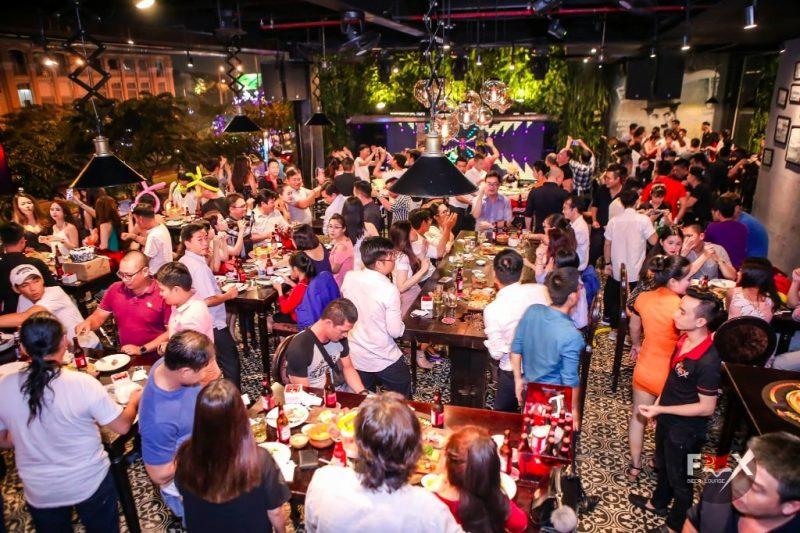 Quán pub Sài Gòn