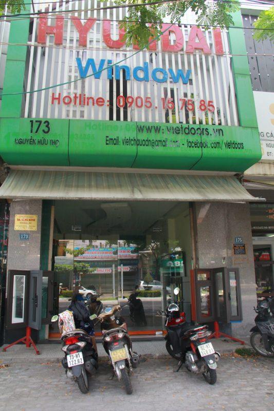 Cửa nhựa Đà Nẵng