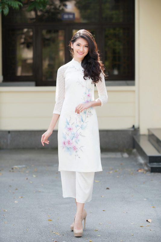 áo dài cưới sg