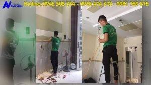 dịch vụ sửa chữa điện nước tại Sài Gòn