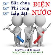 dịch vụ sửa chữa điện nước Sài Gòn