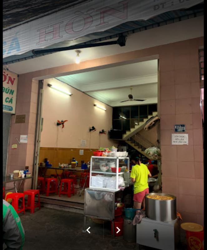 quán bún chả Đà Nẵng